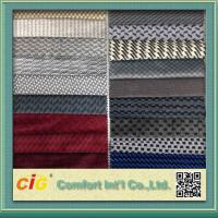 220gsm polyester knitted auto seat fabric car upholstery fabric with certificate of auto. Black Bedroom Furniture Sets. Home Design Ideas