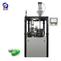 China Automatic Pharmaceutical Capsule Filling Machine For Powder Pellet on sale