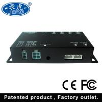 Cheap Vehicle Video Surveillance 4 Channel Car DVR Recorder Systems 4CH MDVR For Sedan for sale