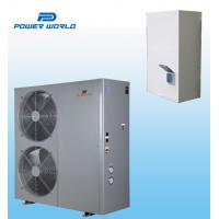 Cheap Low Ambient EVI Split Heat Pump Low Temperature For Chilly Area for sale
