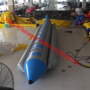 Cheap inflatable flying fish banana boat flying fish toy inflatable flying fish toy for sale
