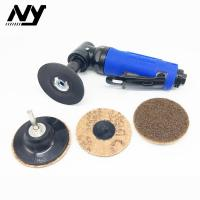 Cheap Type R 1 Inch Quick Change Sanding Discs Brown Color Consistent Finishes Allowing for sale