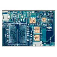 Cheap Pressure Measuring Instrument  Printed Circuit Board Assembly   PCBA Manufacturing and  Fabrication for sale