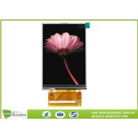 Cheap 320 * 480 Resistive Touch Screen LCD Display ST9976S MCU 8/16/18 Bit Interface for sale