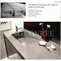 Modified Acrylic Solid Surface Kitchen Countertop