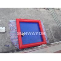 Cheap Inflatable Portable Swimming Pools Customed Used Bumper Boat for sale
