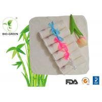 """Cheap High Absorb Square Bamboo Baby Wipes Double Terry Layer Available 25*25cm / 10""""*10"""" for sale"""
