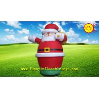 Cheap PVC Holiday Inflatables Phthalate Free , Fire Retardant Holiday Decorations for sale