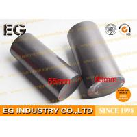 Cheap Density Of 1.8g / Cm3 Pure Graphite Rod Low Ash Purified 70 Mpa Compressive Strength for sale