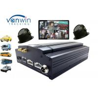 Cheap Military Use High End 8CH HDD Vehicle Mobile Car Video Recorder 4G Wi-Fi GPS DVR for sale