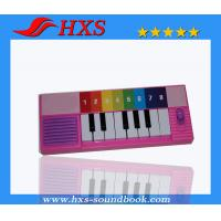 Cheap China Export Electronic Plastic Musical Electronic Toy In Piano Shape for sale
