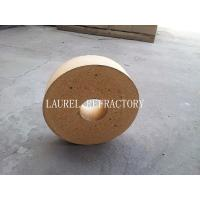 Cheap Round Fire Clay Brick with Good Thermal Shock Resistance for Pizza Oven for sale