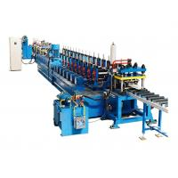 Cheap Hydraulic Cutting, Hight-Speed Punching Angle Rolling Machine with Passive Uncoiler for sale