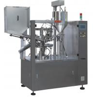 Cheap High Speed Tube Filling Sealing Machine 75 / Min / Max 2.5 X 1.2 X 2.4M Size for sale