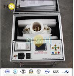 Cheap 80KV / 100KV Insulating Oil Testing Equipment Transformer Oil BDV Tester for sale