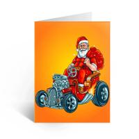 Cheap Cute 3D Lenticular Greeting Cards For Christmas Holiday Water Resistant for sale