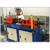 Cheap Double Head Tube Pipe End Forming Machine 110v 220v / 380v Low Power Consumption for sale