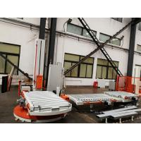 Cheap OEM Pallet Shrink Wrap Machine , Stretch Film Wrapping Machine 18-25 Pallets / H for sale