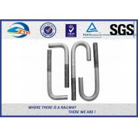 Quality SGS Stainless Steel Bolts Galvanised Bent Anchor Bolts For Fastenings wholesale