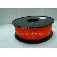Cheap Cubify and UP 3D Printer. 1.75 / 3.0mm Fluorescent Filament PLA for sale