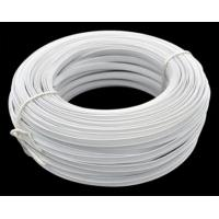Cheap Embossed PVC PE Full 0.8mm Plastic Nose Wire For Earloop Mask for sale