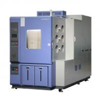 Buy cheap Programmable ESS Chamber / Rapid Temperature Change Rate Test machine ESS-1000L-SC3 from wholesalers