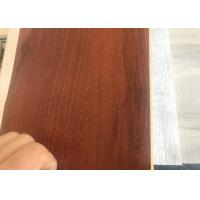 Buy cheap Wood Grain Melanie Sheets Hotel Furniture Chipboard E1 Grade Honey Color from wholesalers