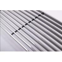 Cheap Lightweight Silver White Polished Aluminium Profile For Door And Window for sale