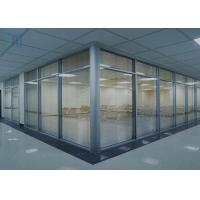 Cheap Innovative Aluminium Glass Partition For Customisable Office Design for sale