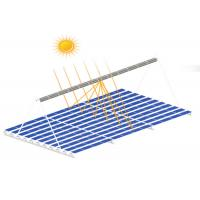 China 130mph Wind Load Solar Thermal System , Galvanized Solar Electric Heating Systems on sale