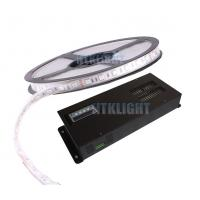 Cheap DMX 300W RGB LED Driver And Controller For Strip Light 3 port Output for sale