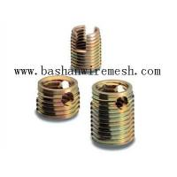 Cheap Top quality 1/4-20 Hardness screw thread insert wire thread insert by bashan for sale