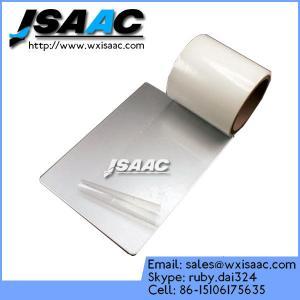 Cheap ProtTransparent uv protective thin film for aluminum composite plate for sale