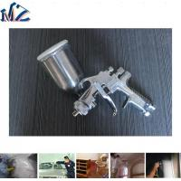 China Mini Gravity Feed Spray Gun With 1.3mm Tips and Side Mounted CUP on sale