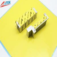 Buy cheap ultra soft thermal gap filler TIF4120 manufacturer for Telecommunication from wholesalers
