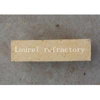 Cheap Lightweight Refractory High Alumina Brick Fire Resistant / Steel Furnaces for sale