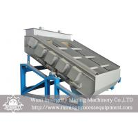 Cheap Electromagnetic Dewatering Vibrating Screen , Dewatering Shaker wholesale