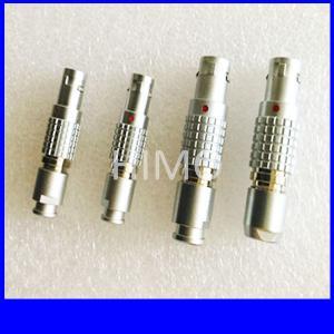 replacement lemo 4 pin male block terminal