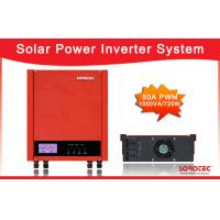 Buy cheap 1-2KW Solar Power System Sine Wave Of Grid Solar Inverter from wholesalers