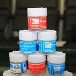 High temperature grey thermal paste for mini cpu fan