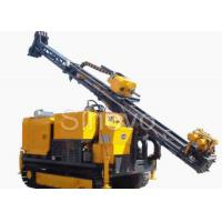 Cheap Fully Hydraulic Core Drilling Rig Cummins Engine For Small Water Well for sale