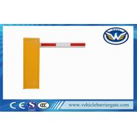 Cheap OEM Automatic Gate Barrier Vehicle Barrier Gate For Parking System for sale