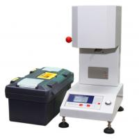 Cheap Full Load Melt Flow Index Tester , AC220V 50Hz Rubber Testing Machine for sale