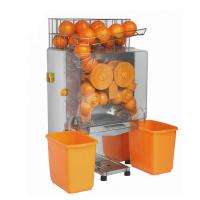 China Table Top Fresh Squeezed Orange Juice Machine , Commercial Orange Juicer on sale