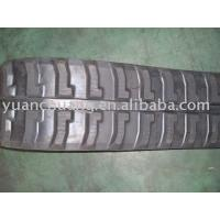 Cheap Excavator rubber track ,Rubber Crawler for sale