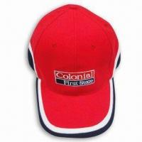 Cheap Promotional/Baseball/Golf Caps, Available in Different Colors for sale