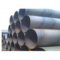 Metal Steel Pipe,  API 5L SSAW Steel Tube, 920*11mm Oil and Gas large diameter carbon welded steel spiral tube