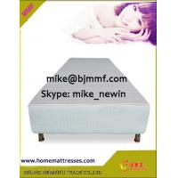 China queen size wood slat bed base on sale
