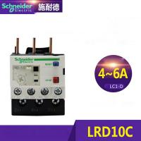 China LRD10C LED35C AC Motor Contactor Thermal Overload Relay Contactor Setting Current 4~6A 30~38A on sale