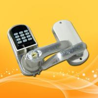 China Password Door Lock Remote Control Open Conveniently with Low Voltage Warning on sale